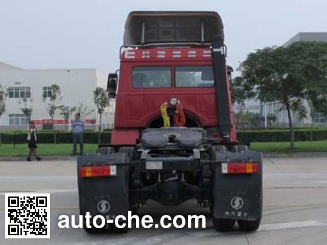 陕汽牌SX4256TR324牵引汽车