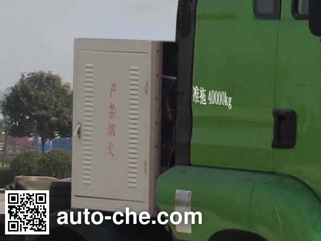 陕汽牌SX4258GR279TL1牵引汽车