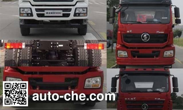 Shacman SX4250MB4W dangerous goods transport tractor unit