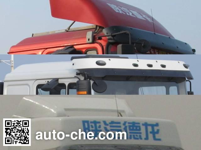 陕汽牌SX4258NR384T牵引汽车