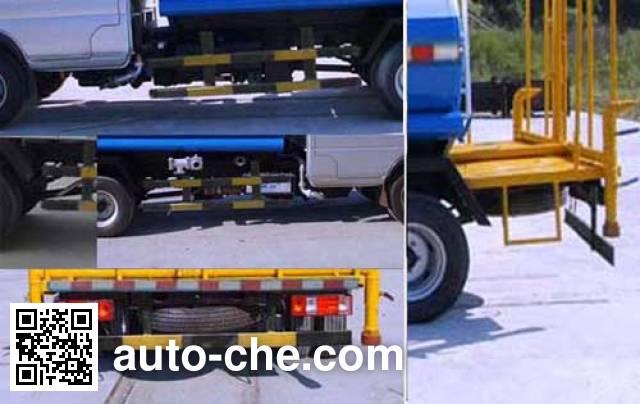 Huashan SX5040GSSGD4 sprinkler machine (water tank truck)
