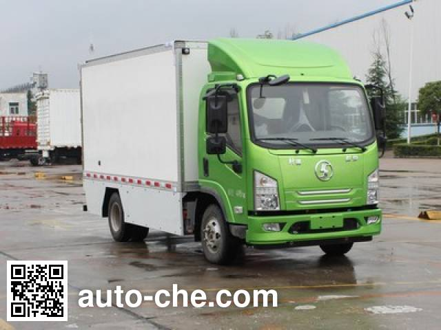 Shacman SX5040XXYBEV6 electric cargo van