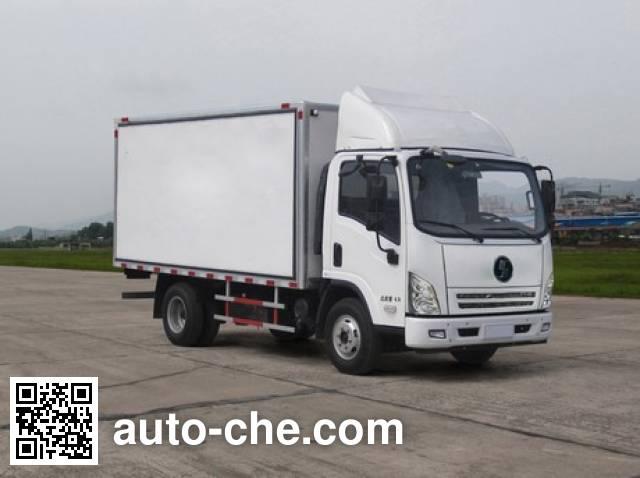 Shacman SX5040XXYGP4 box van truck