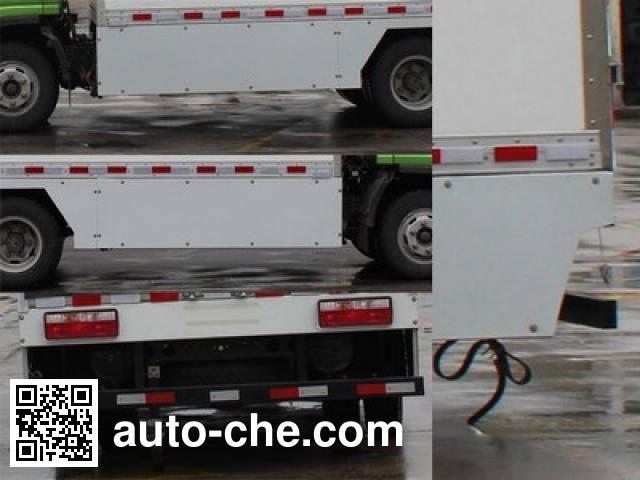 Shacman SX5070XXYBEV4 electric cargo van