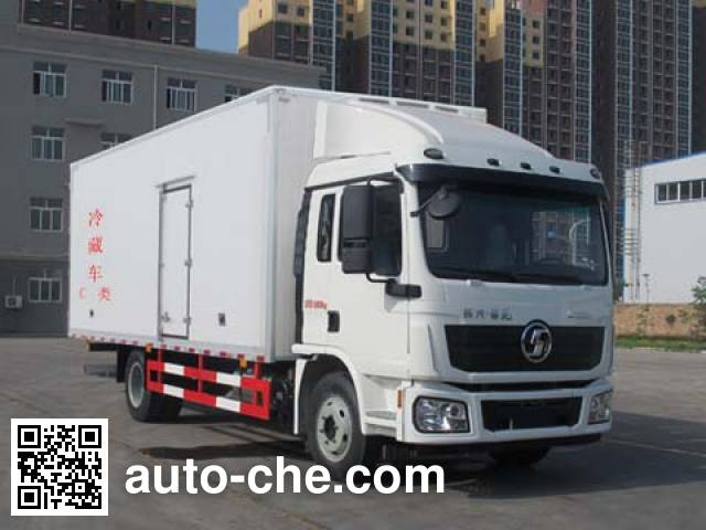 Shacman SX5160XLCLA1D refrigerated truck