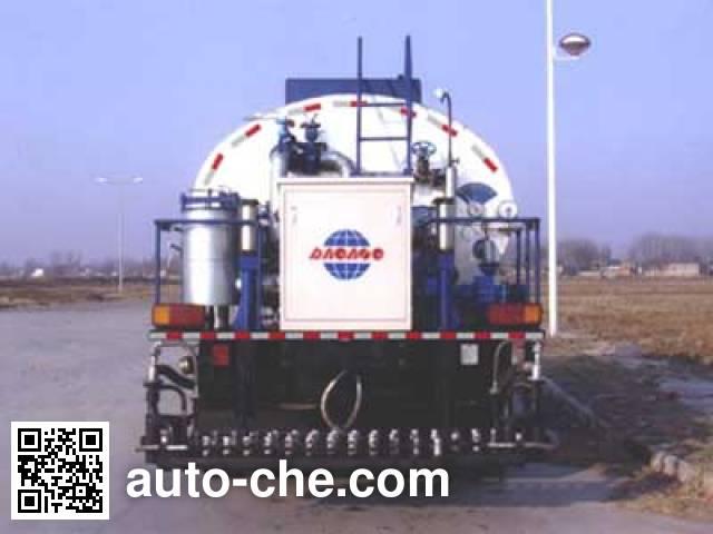 Shacman SX5165GLQ asphalt distributor truck