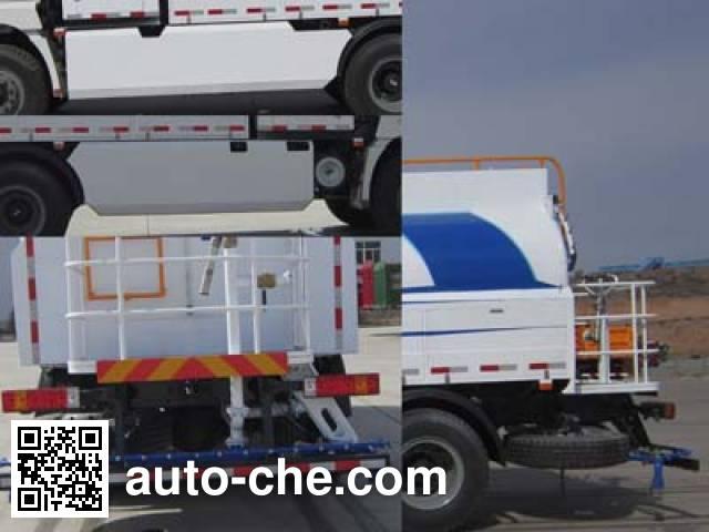 Shacman SX5166GQXMK421 street sprinkler truck