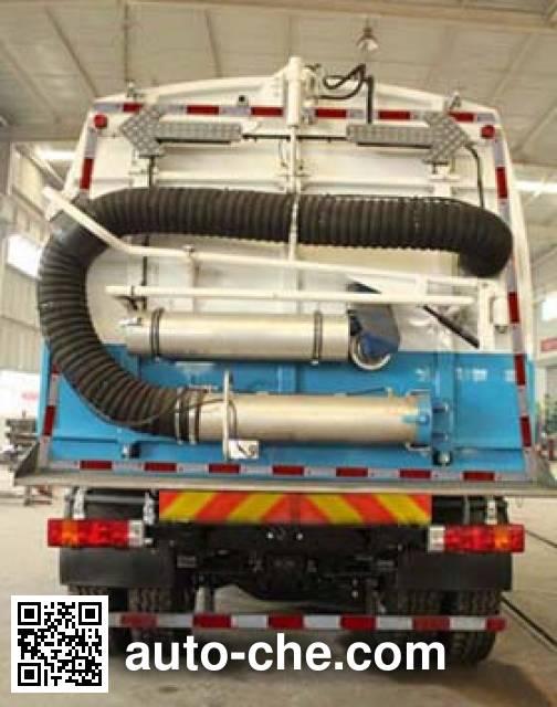 Shacman SX5166TSLDM461T street sweeper truck
