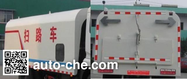 Shacman SX5166TSLGP4 street sweeper truck