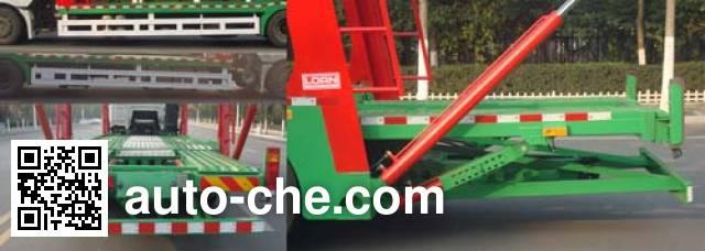 Shacman SX5180TCLMB1 car transport truck