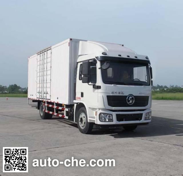 Shacman SX5180XXYLA6212 box van truck