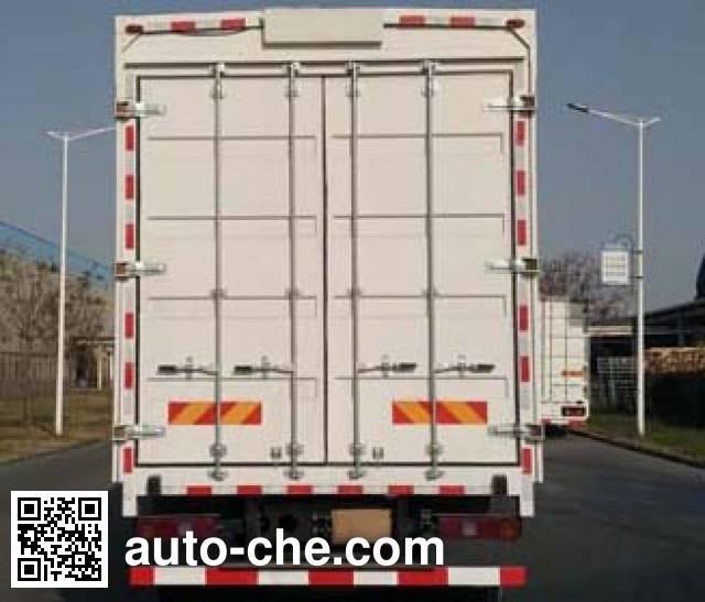 Shacman SX5180XYKLA5012 wing van truck