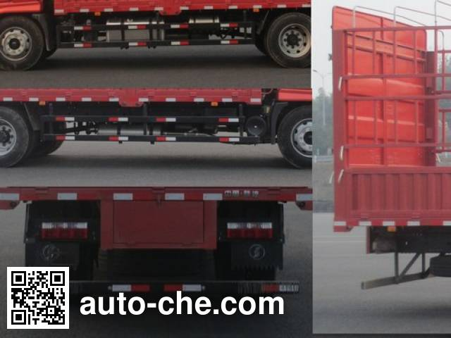 Shacman SX5182CCYGP51 stake truck