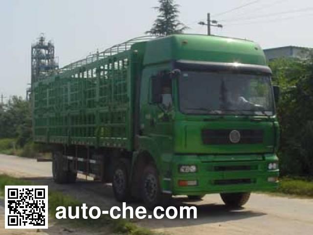 陕汽牌SX5205CCQ3K549畜禽运输车