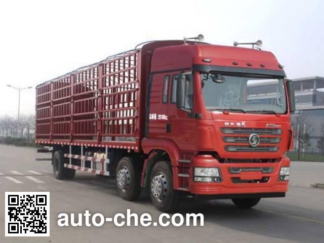陕汽牌SX5206CCQGK549畜禽运输车