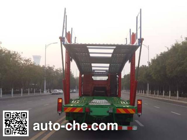 Shacman SX5210TCLMC9 car transport truck