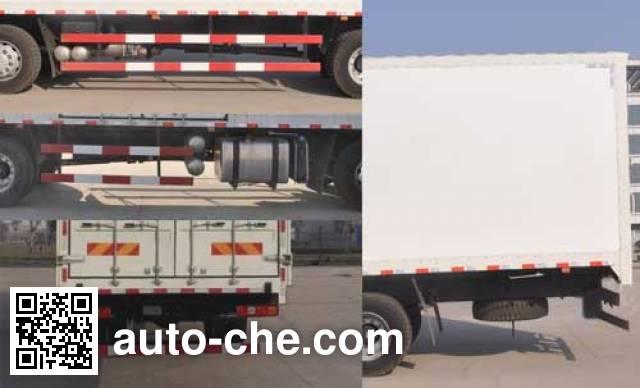 Shacman SX5210XYKXA9 wing van truck