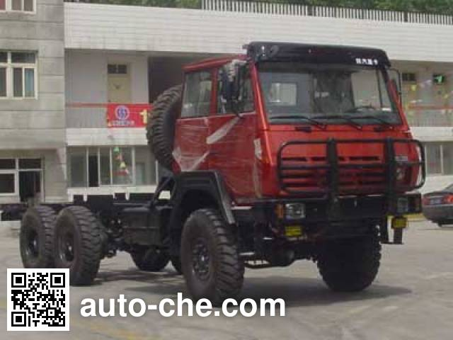 Shacman SX5215 oilfield special vehicle