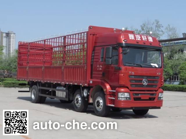 Shacman SX5250CCYMP5 stake truck