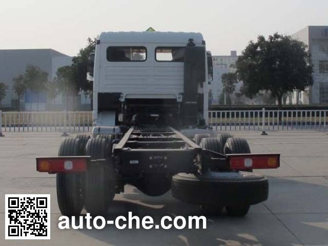 Shacman SX5250GYYXB4 oil tank truck chassis