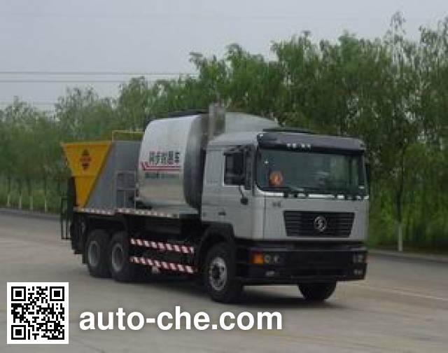 Shacman SX5250TBS synchronous chip sealer truck