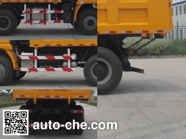 陕汽牌SX32566T3541自卸汽车