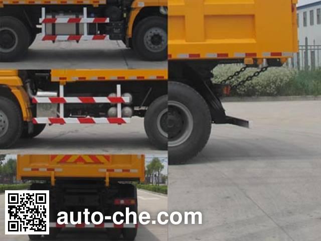 Shacman SX5250ZLJ6B3842 dump garbage truck