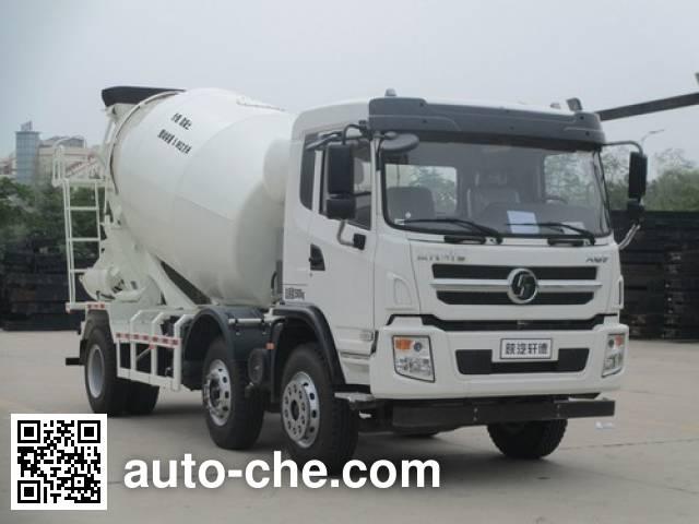 陕汽牌SX5254GJBGP4混凝土搅拌运输车