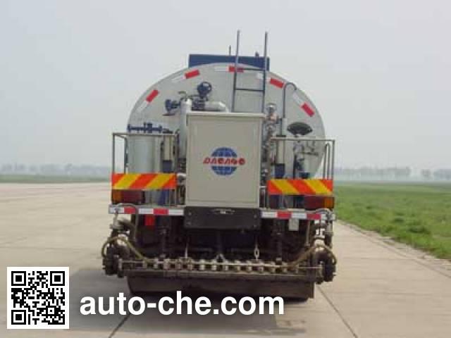 Shacman SX5255GLQ asphalt distributor truck