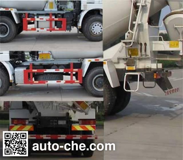 Shacman SX5256GJBDR364 concrete mixer truck