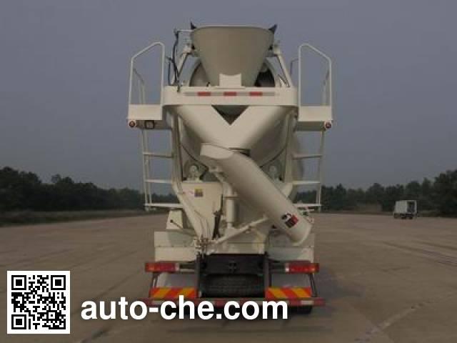 陕汽牌SX5256GJBDR434H混凝土搅拌运输车