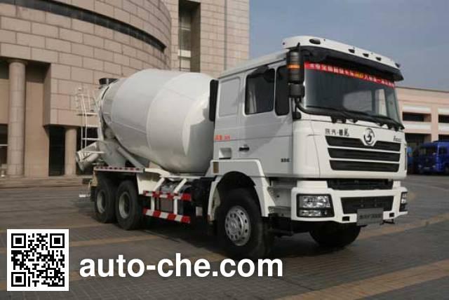 Shacman SX5256GJBDT434 concrete mixer truck