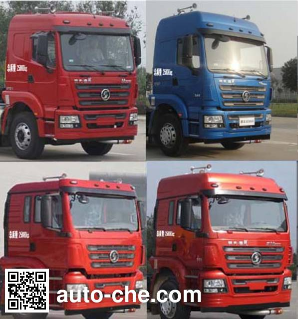 Shacman SX5256GYYMN434 oil tank truck