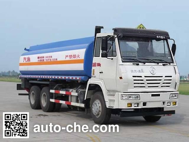 Shacman SX5256GYYUN434 oil tank truck