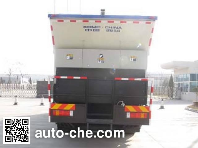 Shacman SX5256TFC350 synchronous chip sealer truck
