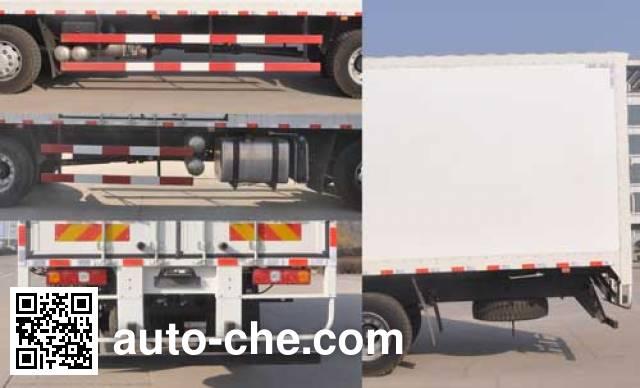 Shacman SX5210XXYXA9 box van truck