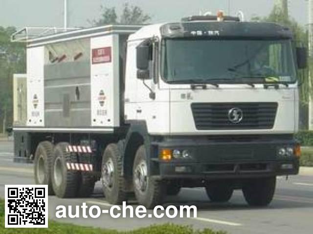 Shacman SX5310DGRF slurry seal coating truck