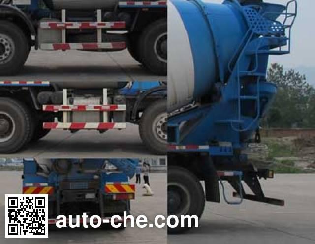 Shacman SX5310GJBFB386 concrete mixer truck