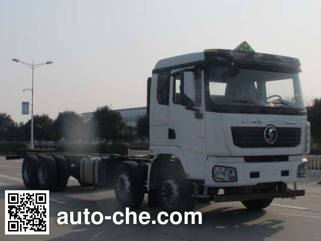 Shacman SX5310GYYXB6 oil tank truck chassis