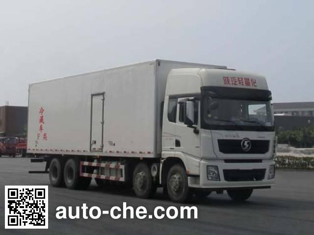 Shacman SX5310XLC4C456 refrigerated truck
