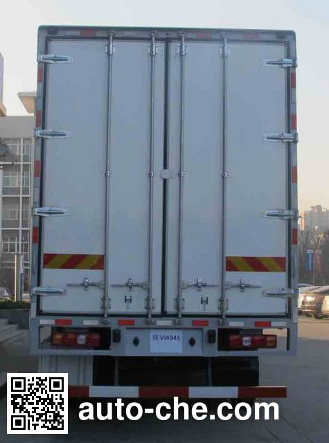 Shacman SX5310XXY4C456 box van truck