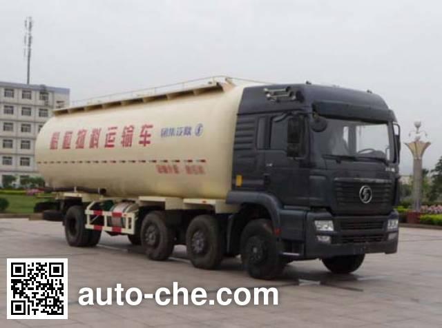 陕汽牌SX5313GP3FLC粉粒物料运输车