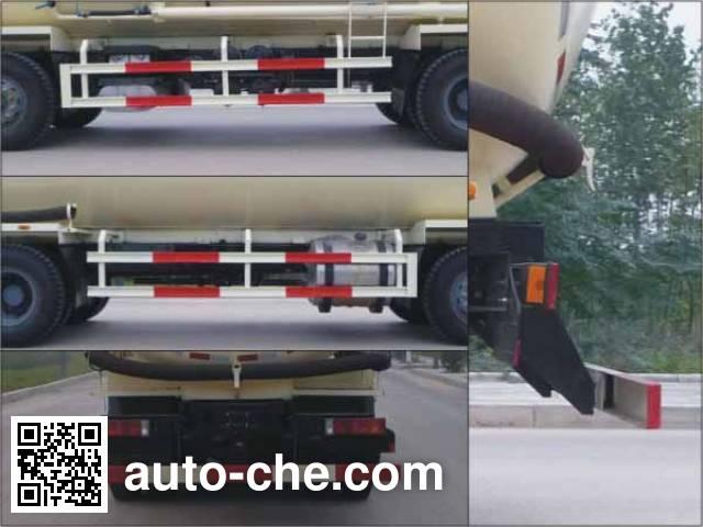 陕汽牌SX5314GP3FLC粉粒物料运输车