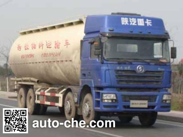 陕汽牌SX5315GFLNT456粉粒物料运输车