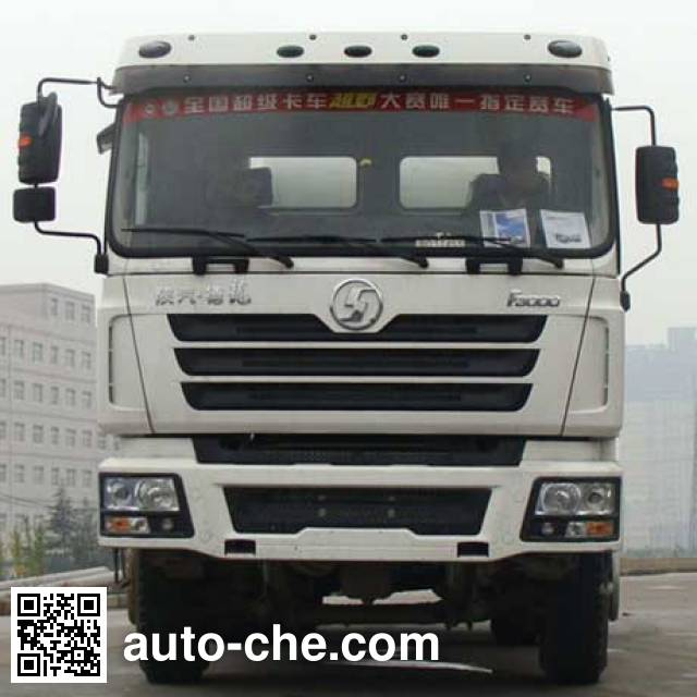 Shacman SX5255GJBJT384 concrete mixer truck
