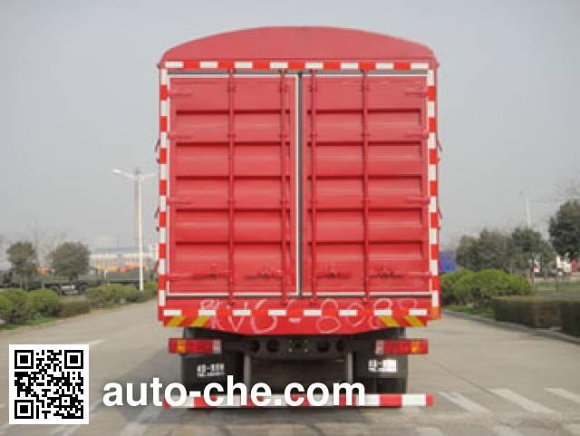 陕汽牌SX5316CCQ4V456畜禽运输车