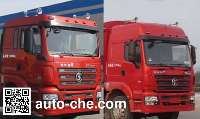 陕汽牌SX5316CCQGR456畜禽运输车