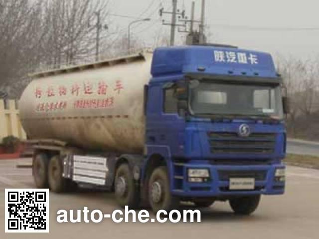 陕汽牌SX5316GFLNT456TL粉粒物料运输车
