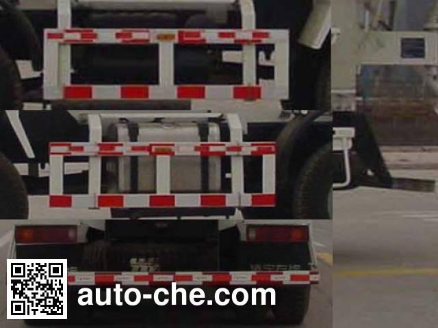 Shacman SX5316GJBDT326 concrete mixer truck
