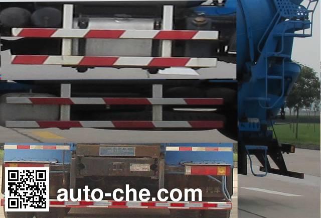 Shacman SX5316GJBDT366 concrete mixer truck